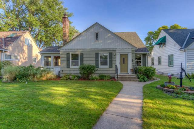 1453 California Avenue W, Falcon Heights, MN 55108 (MLS #5294401) :: The Hergenrother Realty Group