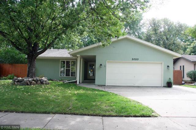 2020 14th Street N, Saint Cloud, MN 56303 (#5294406) :: House Hunters Minnesota- Keller Williams Classic Realty NW