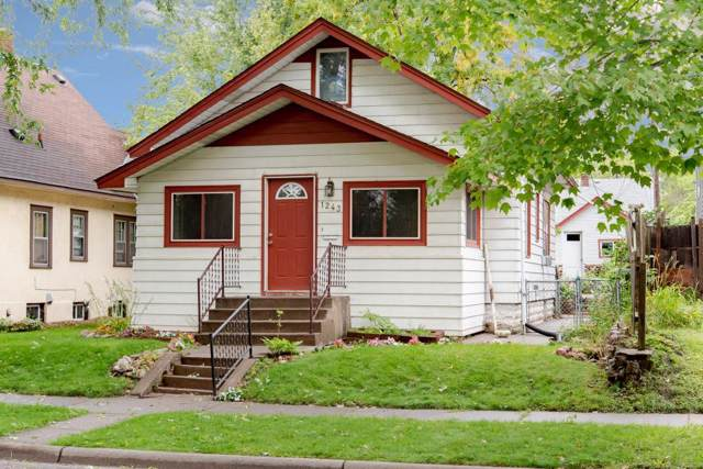1243 Fremont Avenue, Saint Paul, MN 55106 (MLS #5294542) :: The Hergenrother Realty Group