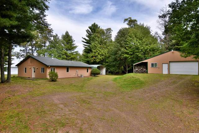 8598 S Shore Drive, Danbury, WI 54830 (MLS #5294779) :: The Hergenrother Realty Group