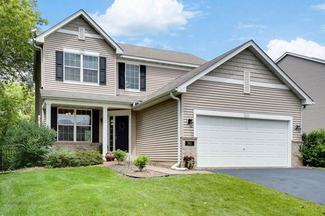 741 Lake Ridge Drive, Woodbury, MN 55129 (MLS #5295168) :: The Hergenrother Realty Group