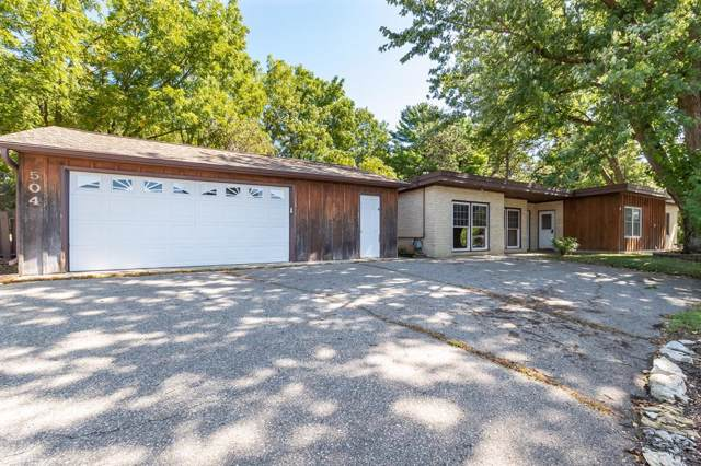 504 Park Street SE, Chatfield, MN 55923 (MLS #5295300) :: The Hergenrother Realty Group