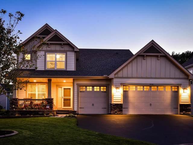 12558 Zumbrota Street NE, Blaine, MN 55449 (MLS #5296047) :: The Hergenrother Realty Group