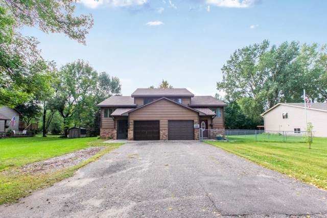 1322 107th Avenue NW, Coon Rapids, MN 55433 (MLS #5296210) :: The Hergenrother Realty Group