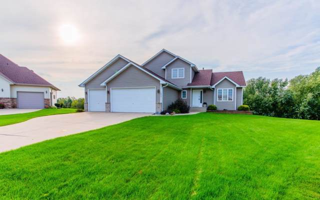 1054 Deer Ridge Court NW, Lonsdale, MN 55046 (MLS #5296258) :: The Hergenrother Realty Group