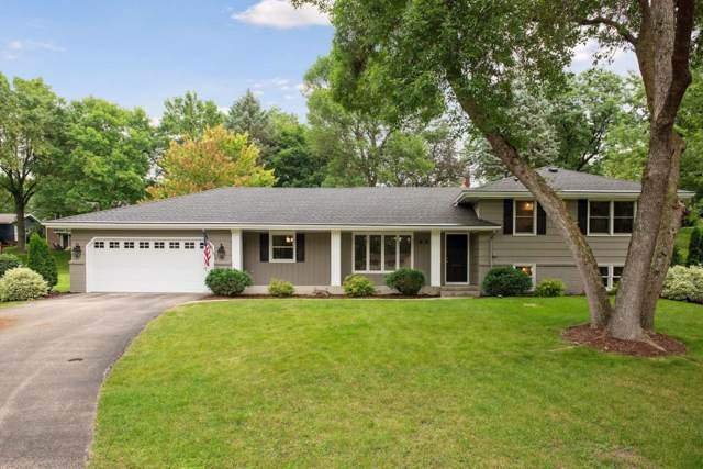 6509 Ridgeview Circle, Edina, MN 55439 (#5296780) :: House Hunters Minnesota- Keller Williams Classic Realty NW