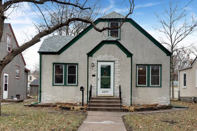 4843 Dupont Avenue N, Minneapolis, MN 55430 (MLS #5296795) :: The Hergenrother Realty Group