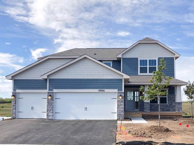 18866 Edison Court NW, Elk River, MN 55330 (#5299061) :: House Hunters Minnesota- Keller Williams Classic Realty NW