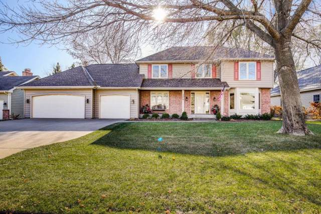 1274 Woodcrest Avenue, Shoreview, MN 55126 (#5315780) :: Bre Berry & Company