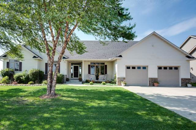 321 Cedar Trail Drive, Le Sueur, MN 56058 (#5318600) :: The Odd Couple Team