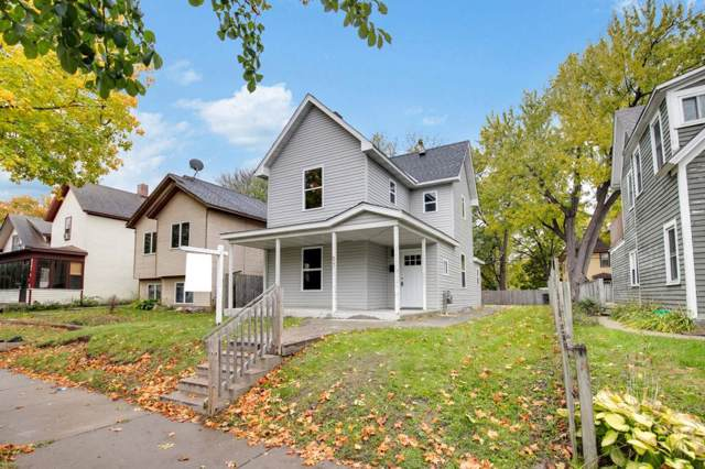823 Russell Avenue N, Minneapolis, MN 55411 (#5319165) :: House Hunters Minnesota- Keller Williams Classic Realty NW