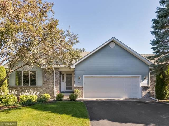 835 138th Lane NE, Ham Lake, MN 55304 (#5319772) :: The Michael Kaslow Team