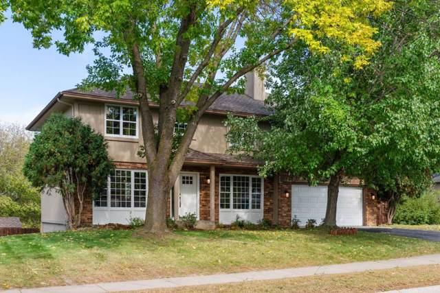14468 Village Woods Drive, Eden Prairie, MN 55347 (#5319833) :: Bre Berry & Company