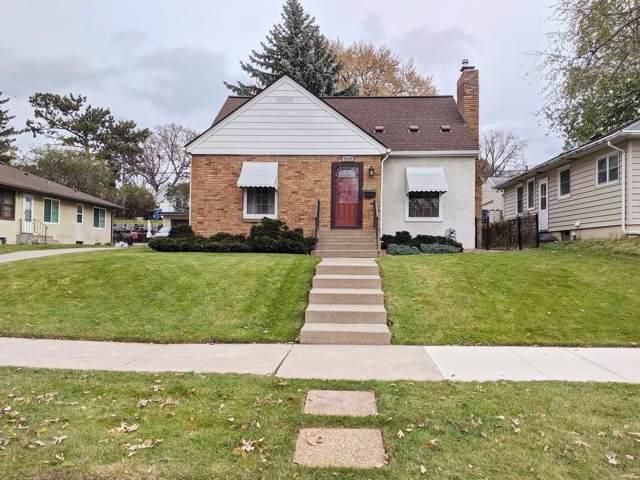 3319 Taylor Street NE, Minneapolis, MN 55418 (#5320229) :: The Sarenpa Team