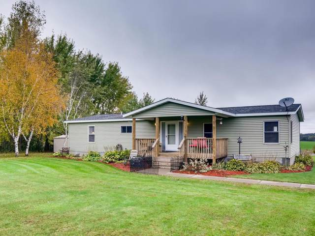 1100 89th Avenue, Warren Twp, WI 54023 (MLS #5320630) :: The Hergenrother Realty Group
