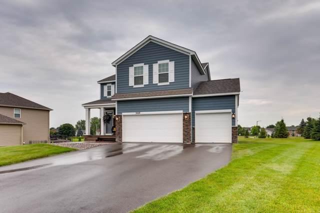 3508 Kady Avenue NE, Saint Michael, MN 55376 (#5321125) :: House Hunters Minnesota- Keller Williams Classic Realty NW
