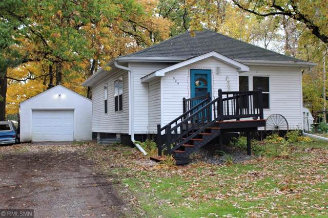 525 3rd Avenue NW, Milaca, MN 56353 (#5321434) :: House Hunters Minnesota- Keller Williams Classic Realty NW