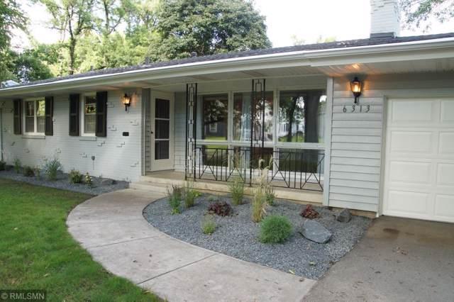 6313 Warren Avenue S, Edina, MN 55439 (#5321654) :: House Hunters Minnesota- Keller Williams Classic Realty NW