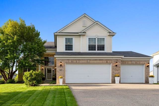 9237 136th Street W, Savage, MN 55378 (#5321984) :: The Janetkhan Group