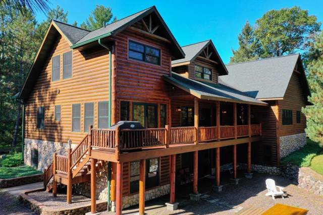 N8234 Wainer Drive, Trego, WI 54888 (#5323224) :: The Odd Couple Team