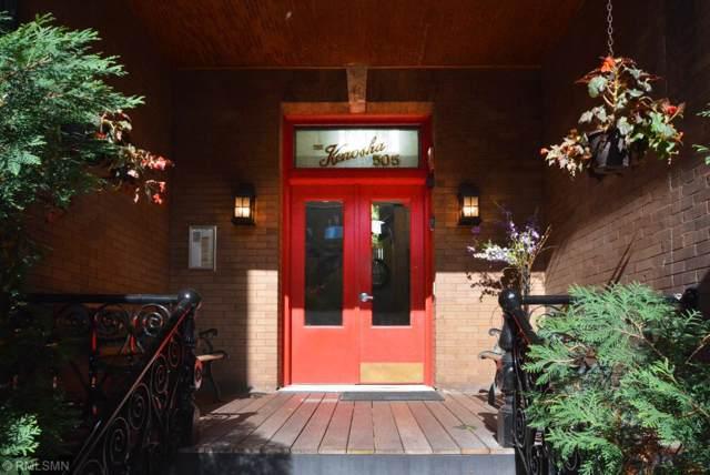 505 Selby Avenue #4, Saint Paul, MN 55102 (#5324027) :: JP Willman Realty Twin Cities