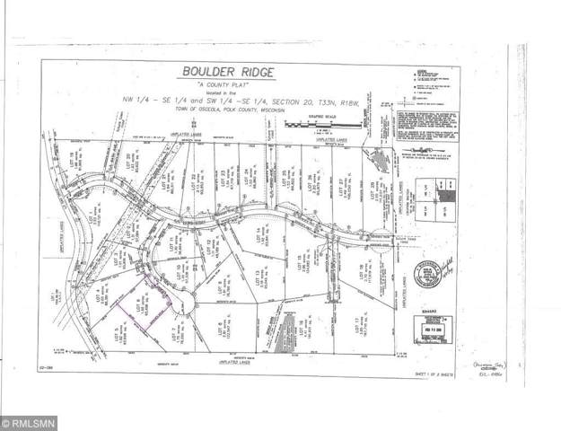 Lot 6 83rd Avenue, Osceola Twp, WI 54020 (#5324239) :: JP Willman Realty Twin Cities