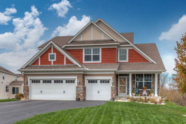 10832 Knollwood Court, Woodbury, MN 55129 (MLS #5324793) :: The Hergenrother Realty Group