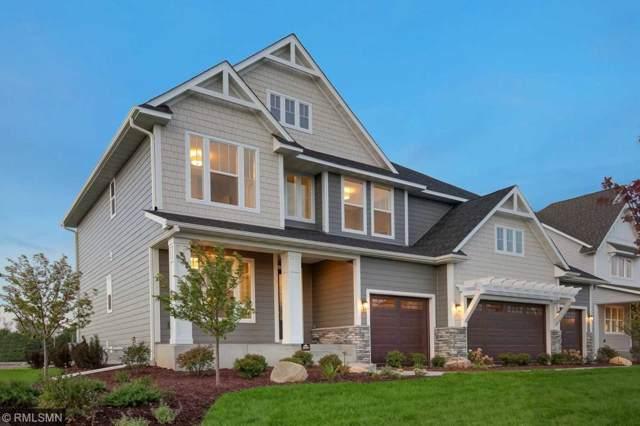 5550 130th Way N, Hugo, MN 55038 (#5324842) :: House Hunters Minnesota- Keller Williams Classic Realty NW