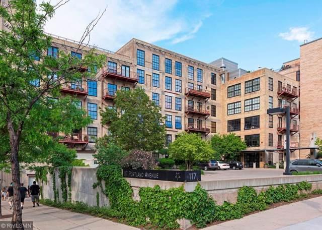 117 Portland Avenue #702, Minneapolis, MN 55401 (#5327328) :: Bre Berry & Company