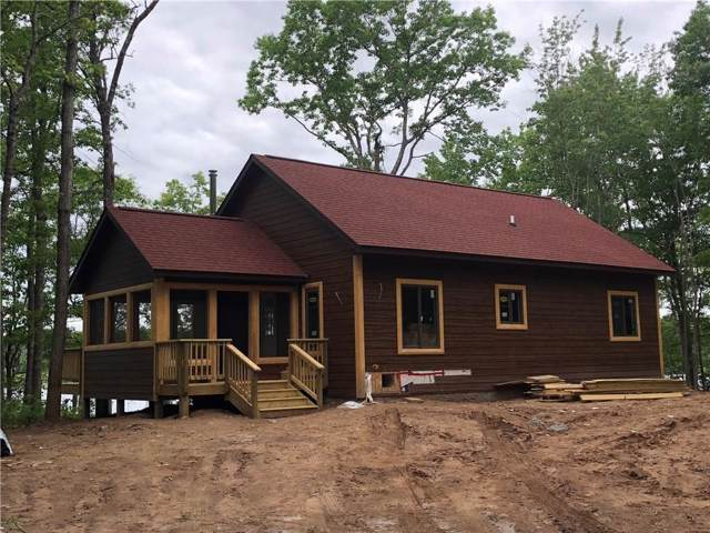 5748 N Cattail Lane, Sand Lake Twp, WI 54876 (MLS #5327702) :: The Hergenrother Realty Group