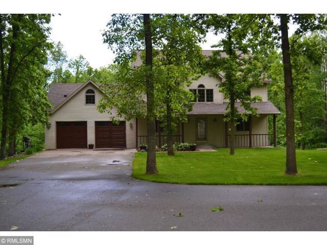 2698 Badger Creek Road, Swanville, MN 56382 (MLS #5328954) :: The Hergenrother Realty Group