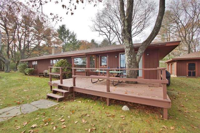 10206 N Pearson Road, Hayward, WI 54843 (MLS #5330001) :: The Hergenrother Realty Group