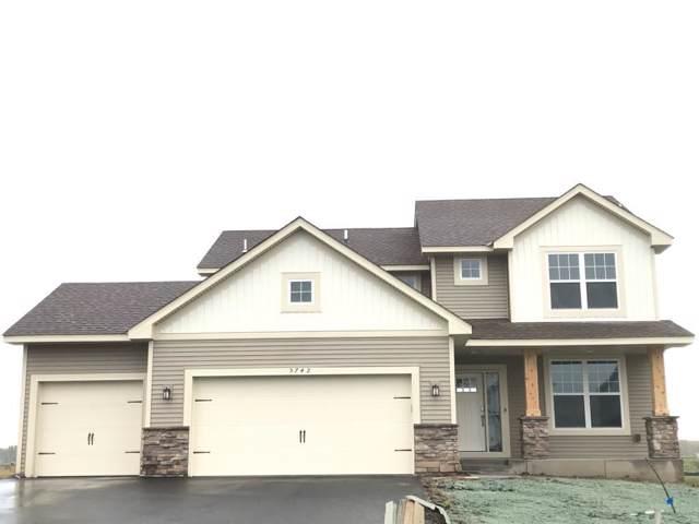 5742 Ranger Avenue NE, Otsego, MN 55330 (#5331502) :: House Hunters Minnesota- Keller Williams Classic Realty NW