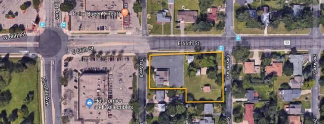6605 1st Avenue, Richfield, MN 55423 (#5331650) :: The Odd Couple Team