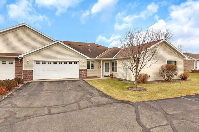1335 Heritage Lane, Waite Park, MN 56387 (MLS #5332037) :: The Hergenrother Realty Group