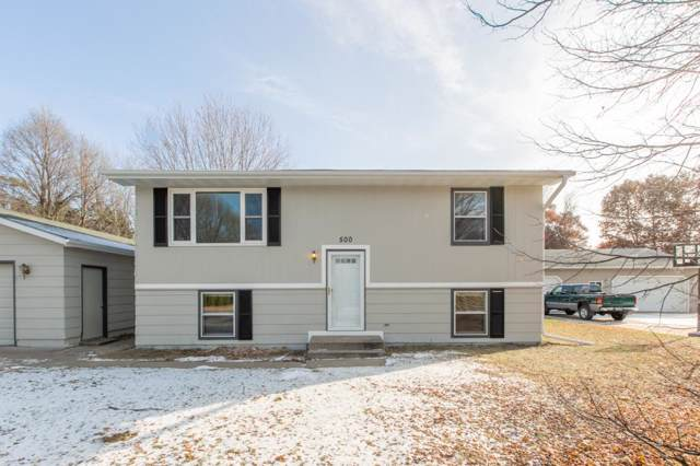 500 Hillock Court NW, Isanti, MN 55040 (#5332910) :: The Michael Kaslow Team