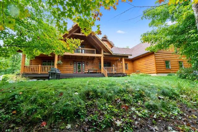 714 Old Highway 8, Saint Croix Falls, WI 54024 (MLS #5333333) :: The Hergenrother Realty Group