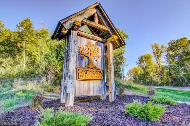 1403 25th Street, Saint Joseph Twp, WI 54082 (#5333854) :: House Hunters Minnesota- Keller Williams Classic Realty NW