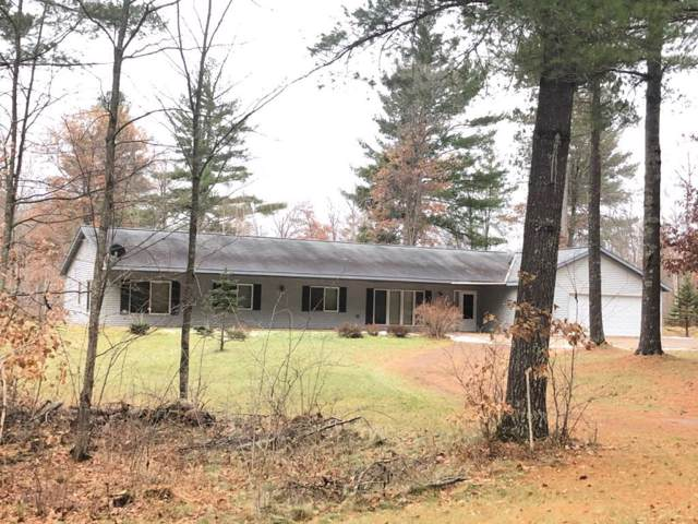 4225 Eagles Nest Road, Webster, WI 54893 (#5335660) :: Bre Berry & Company