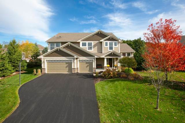 2030 Edgewood Court, Chanhassen, MN 55317 (MLS #5336014) :: The Hergenrother Realty Group