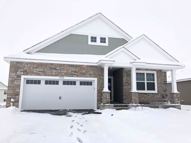 17636 52nd Street NE, Otsego, MN 55374 (MLS #5336288) :: The Hergenrother Realty Group
