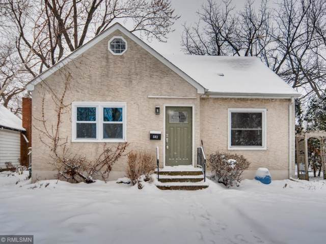 581 Pelham Boulevard, Saint Paul, MN 55104 (#5336369) :: The Odd Couple Team