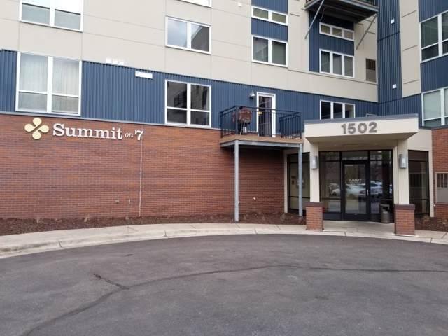1502 5th Street N #503, Hopkins, MN 55305 (#5336398) :: Bre Berry & Company