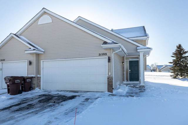 21599 Evergreen Trail, Rogers, MN 55374 (MLS #5337250) :: The Hergenrother Realty Group