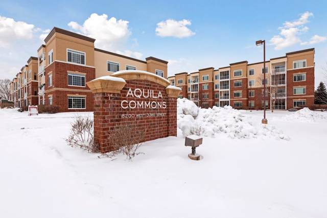 8200 W 33rd Street #211, Saint Louis Park, MN 55426 (#5337720) :: HergGroup Northwest