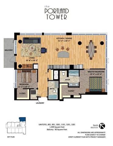 740 Portland Avenue #701, Minneapolis, MN 55415 (#5347406) :: The Preferred Home Team
