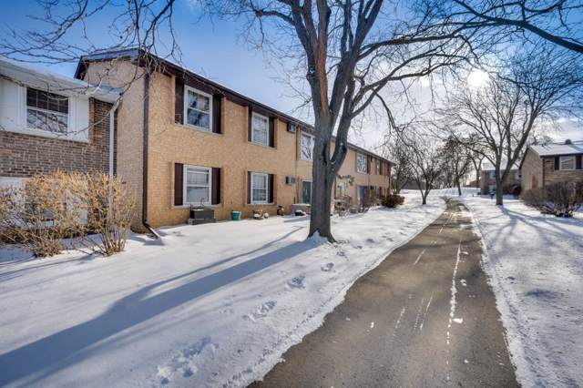 816 Old Settlers Trail #7, Hopkins, MN 55343 (#5347634) :: Bre Berry & Company