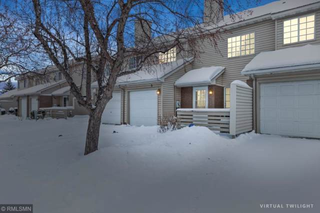 13154 Meadowood Curve NW #5, Coon Rapids, MN 55448 (#5347775) :: JP Willman Realty Twin Cities