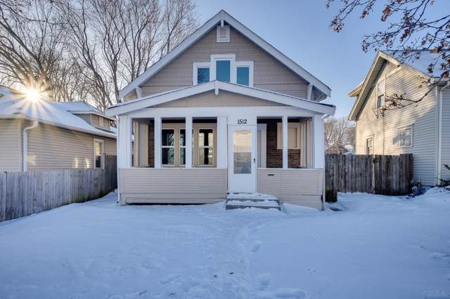 1512 Concordia Avenue, Saint Paul, MN 55104 (#5347912) :: The Odd Couple Team