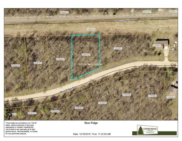 xxx Blue Ridge Drive, Breezy Point, MN 56472 (#5348625) :: Bos Realty Group